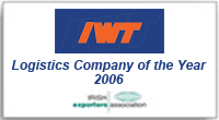 IWT Logistics Company of the Year Award