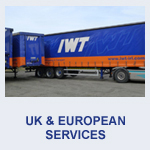 Uk & European Trailers